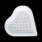 Форма для сыра Сердце 200-250 г